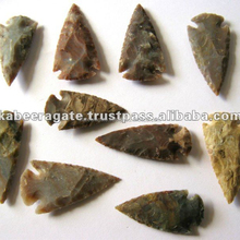 Wholesale Indian Agate Arrowheads
