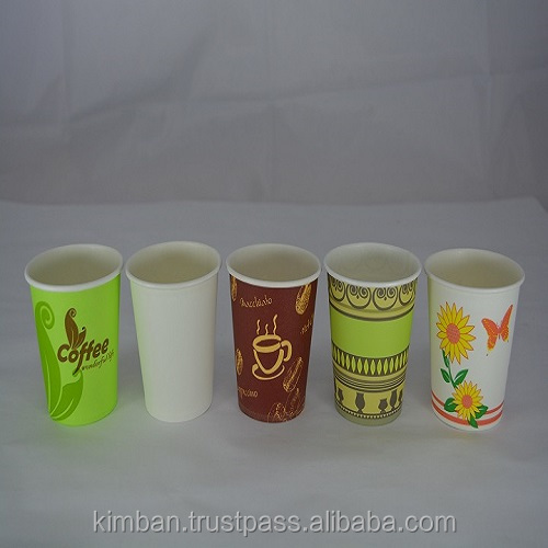 7oz Paper cup (Printed & White)