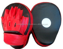 focus target kick mitt taekwondo equipment training boxing Punch Mitts