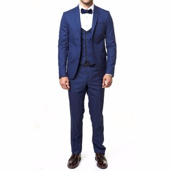 New Fashion 3 Piece Men Suit