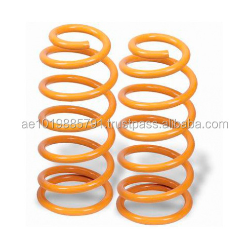 Front spring Tough Dog NISSAN Patrol  Safari Y62 lift 40 mm armored vehicle #TDC790AV