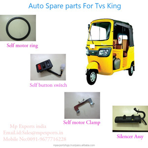 Genuine Tvs King Tuk Tuk Exporters