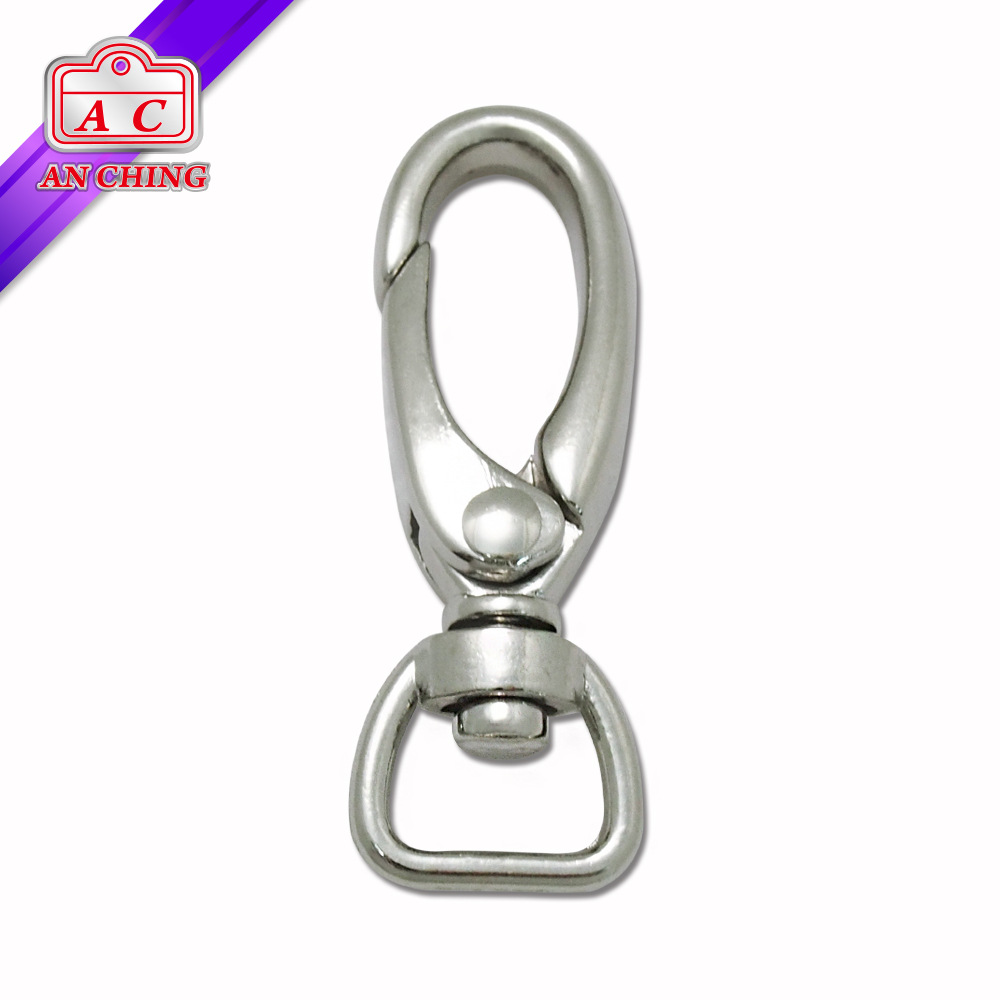Heavy Duty Metal Lobster Claw Trigger Swivel Eye Bolt Snap <strong>Hook</strong>