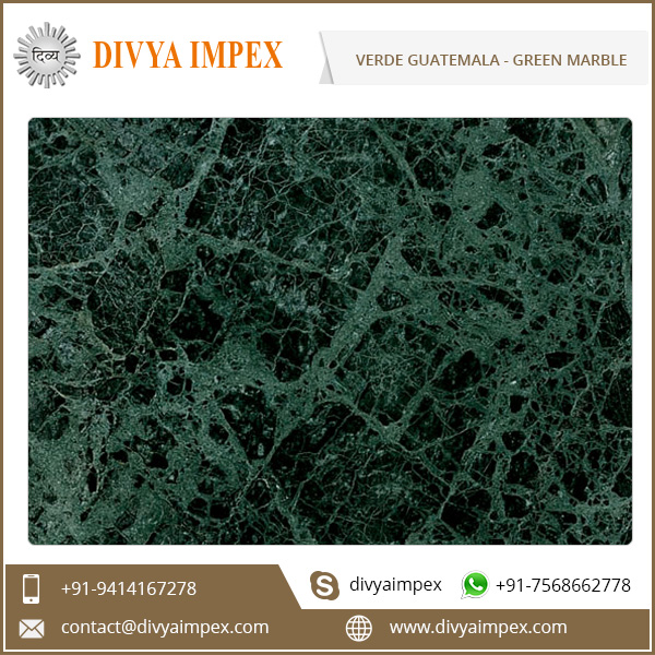 Polished Verde Guatemala Green Marble Price