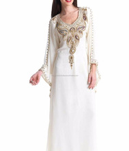 Wedding Kaftan Farasha Jalabiya ,Jilbab Party Dubai Morrocan Design
