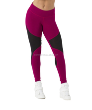 Super Cool Customized Ladies Sports Gym Clothing/Best Quality Comfortable Rnning Tights/Pants