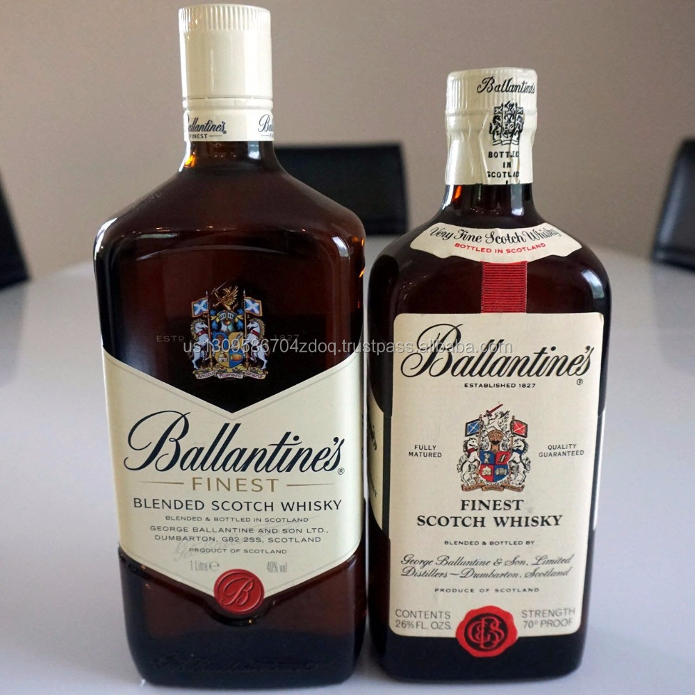Ballantines Scotch Whisky Finest for wholesale