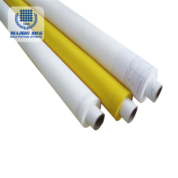 6T-165T silk screen polyester screen printing mesh