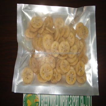 TROPICAL DRIED BANANA - HIGH QUALITY - COMPETITIVE PRICE