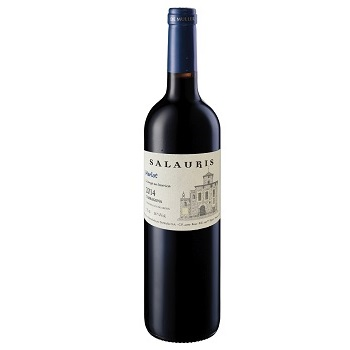 De Muller SALAURIS MERLOT Spanish Red Wine DO Tarragona (WE DO NOT OFFER TO HOLLAND AND GERMANY)