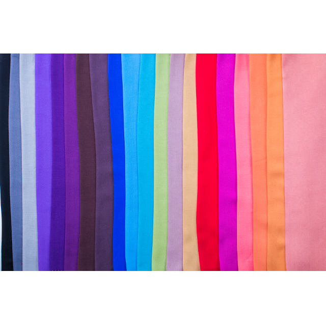 Dyed Rayon Cotton Garment Fabric
