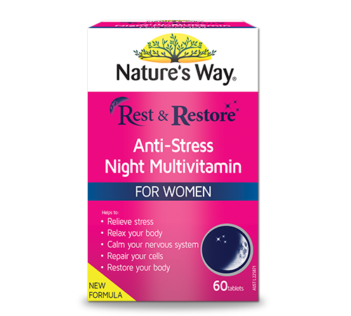 New Arrival Original Night-time Multivitamin Tablets Repair Cells and Relieve Stress
