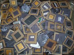 PENTIUM PRO GOLD CERAMIC CPU SCRAP HIGH GRADE CPU SCRAP, COMPUTERS CPUS / PROCESSORS/ CHIPS GOLD RECOVERY