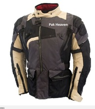 Custom moto motocicleta impermeable Riding chaquetas