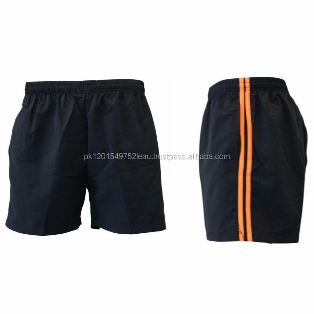 custom logo running shorts organic cotton shorts