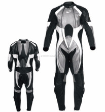 Motorbike Suits /Custom Motor Bike Suits/ Leather Motorbike two piece Suits