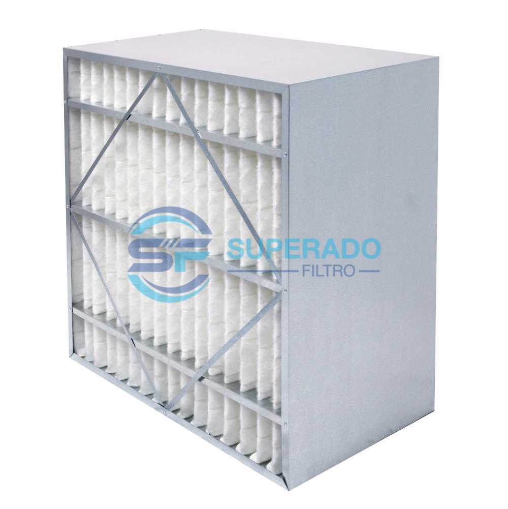 SuperFlo - Secondary Rigid Box Filter Malaysia EU6-EU8, MERV 11-14, F6-F8, Efficiency from 65%-95%
