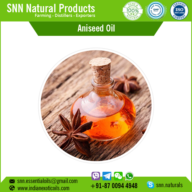Health Beneficial Aniseed Oil