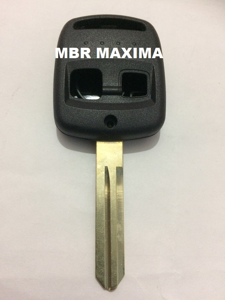 SUBARU IMPREZA LEGACY OUTBACK FORESTER 2 BUTTON KEY BLANK CASE / SHELL SUB03