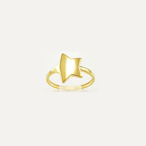 Real Gold Jewelry Celestia Ring for Women Accessories