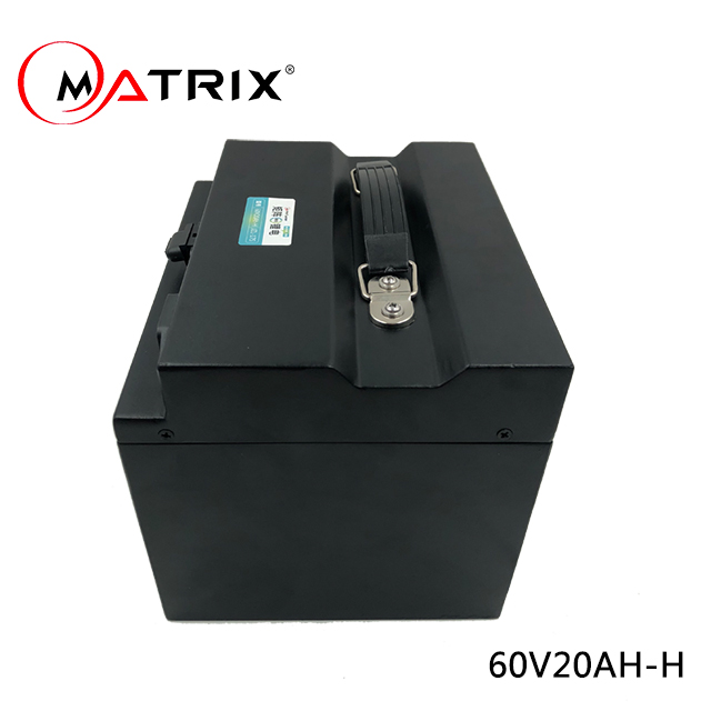 60 Volt Lithium Battery 60V 20Ah 40Ah 50Ah Li Ion Battery Pack For Electric Scooter Deep Cycle
