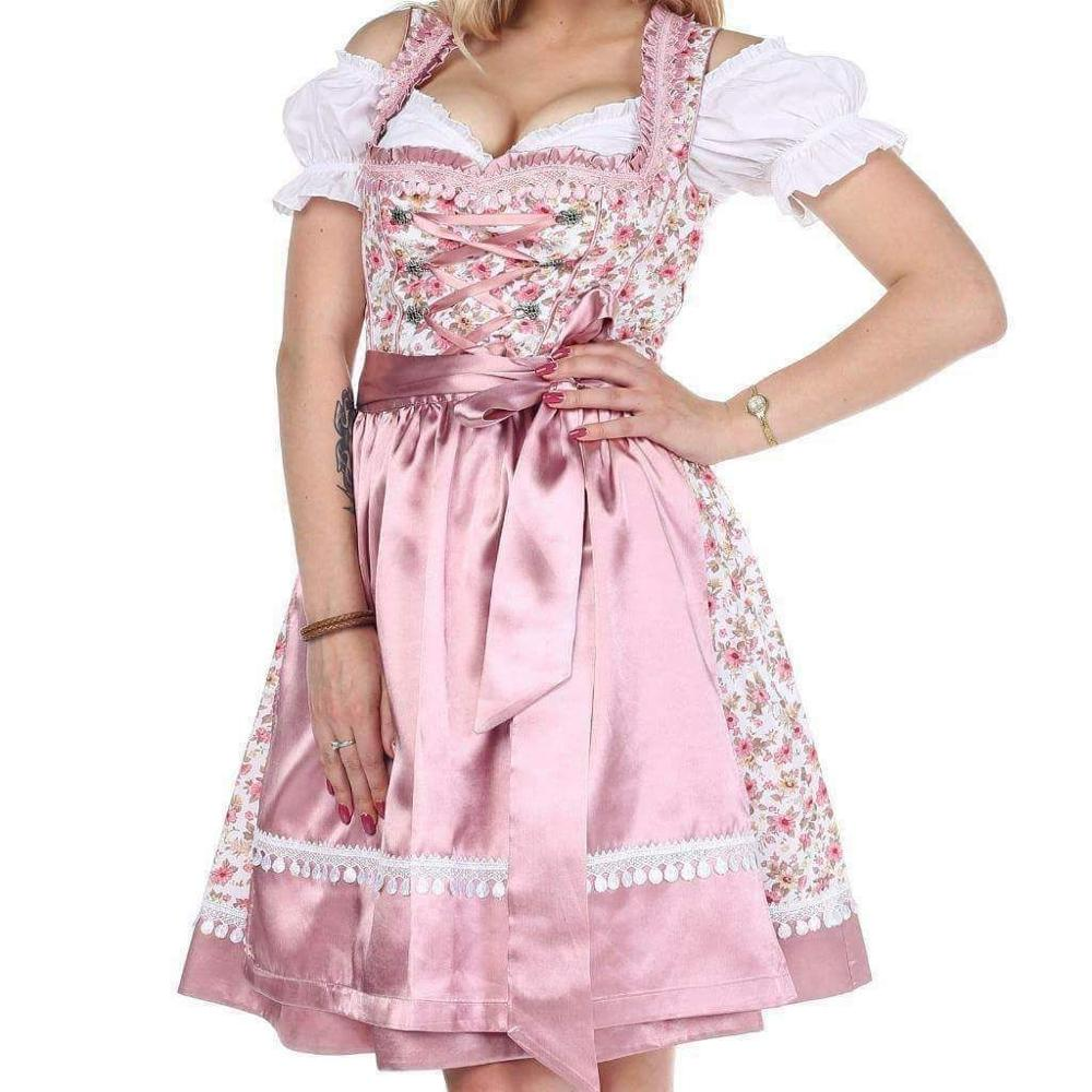 Oktoberfest Party Wear/Textile Ladies Suit