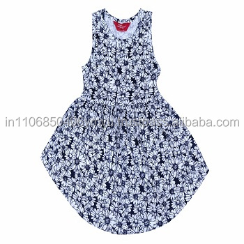 Baby Girl Party Dress Frocks Designs Dresses Children Latest Designs Cotton Dress For Girls