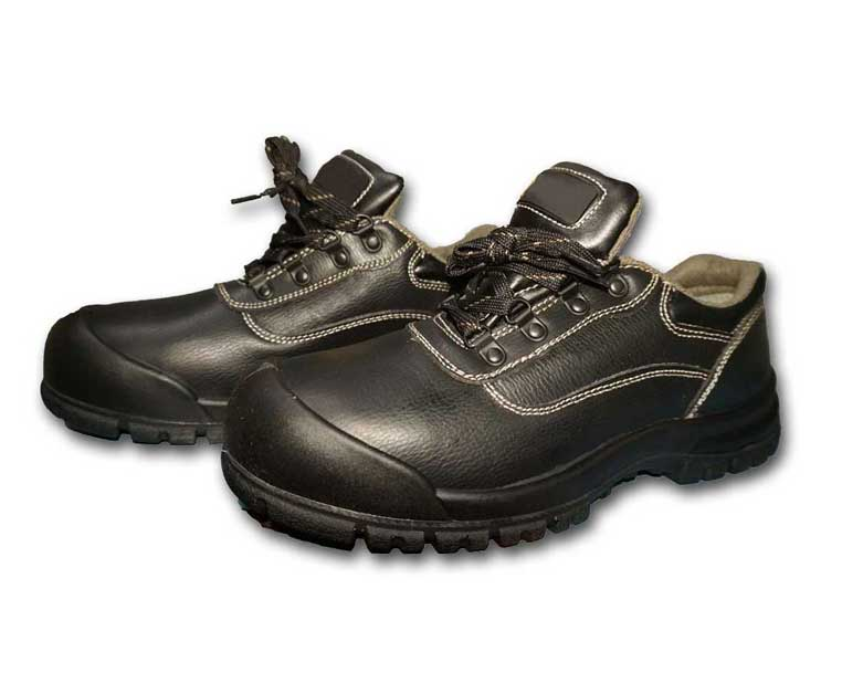 Lightweight Industrial Steel Toe Safety Shoes