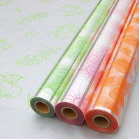 BOPP Fancy Gift Packing Wrap Wrapping Paper Custom Print
