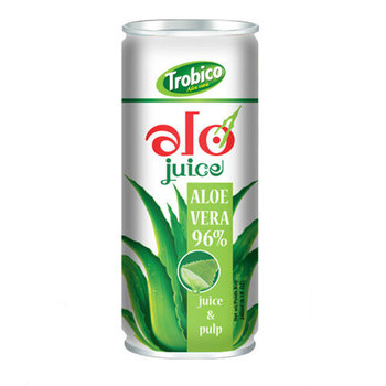 Supplying Special Can Natural Aloe Vera Drink