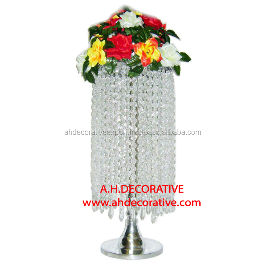 Crystal Chandelier 3 Tier Centerpiece