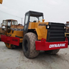 Used Dynapac CA30D Vibrating Soil Compactor Machine