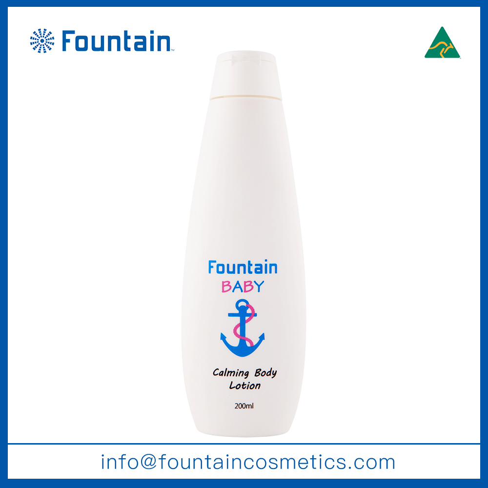 Australia High Quality Water Based Body Lotion for Export