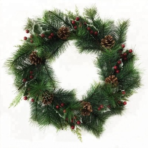 Bulk Wreaths Bulk Wreaths Suppliers And Manufacturers At Alibaba Com