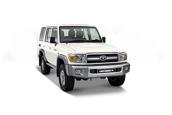 Land Cruiser 76 4WD High