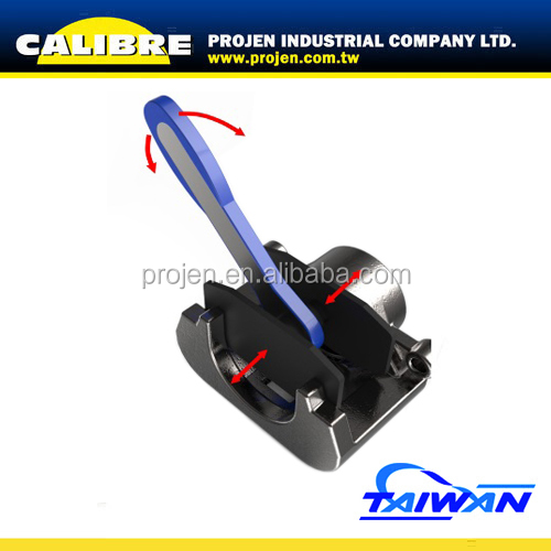 CALIBRE 4-IN-1 Brake Caliper Press Ratchet Brake Caliper Piston Spreader Press Tool