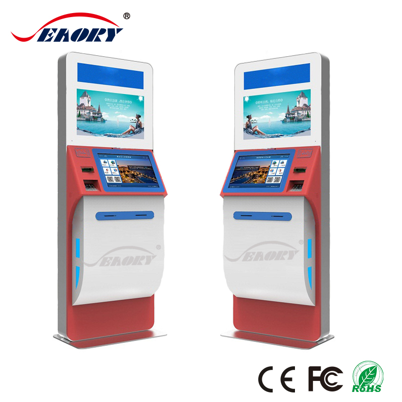 Automatic Self Service Card Dispenser Kiosk