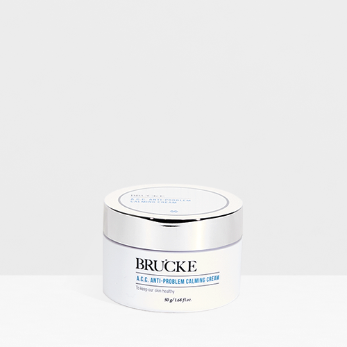 Brucke A.C.C. Anti-Problem Calming Cream, Skin care, face cream, Skin whitening, Korean Beauty, Cosmetics