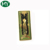 new design gold plating hard enamel lapel pin with epoxy