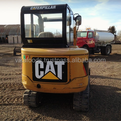 Perfect condition with original parts good price Cat/Caterpillar 302.5/302.5 C CR crawler excavator