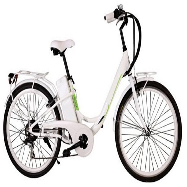 "GO-4e city bike 24"" 24V , 250w, Europe Specs, Lithium Ion"