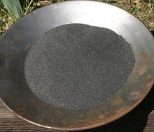 Quality Natural Black Sand/Gravel for Construction