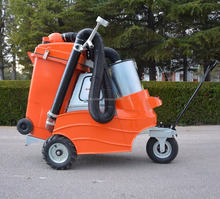 All New 240 lt. Electric Vacuum Sweeper for sideways and parks