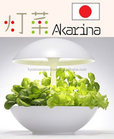 Hydroponics planter,Smart indoor garden , LED grow light