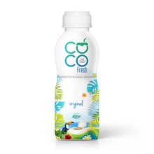 Viet Nam beverage 330ml PP bottle Pure coconut water r