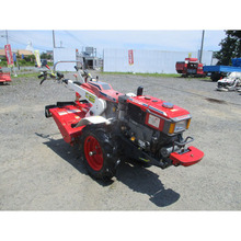 Japanese Secondhand 130kg 221*80*120cm Garden Tiller in Sale
