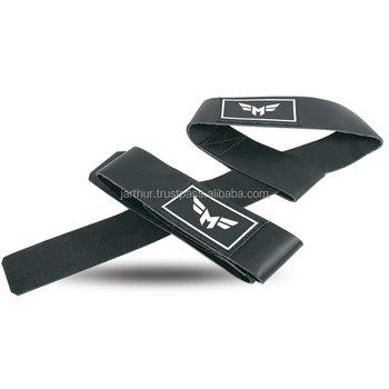 Leather Lifting Straps- Weightlifitng Strap