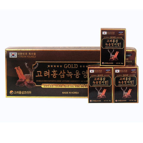 Korea Red Ginseng