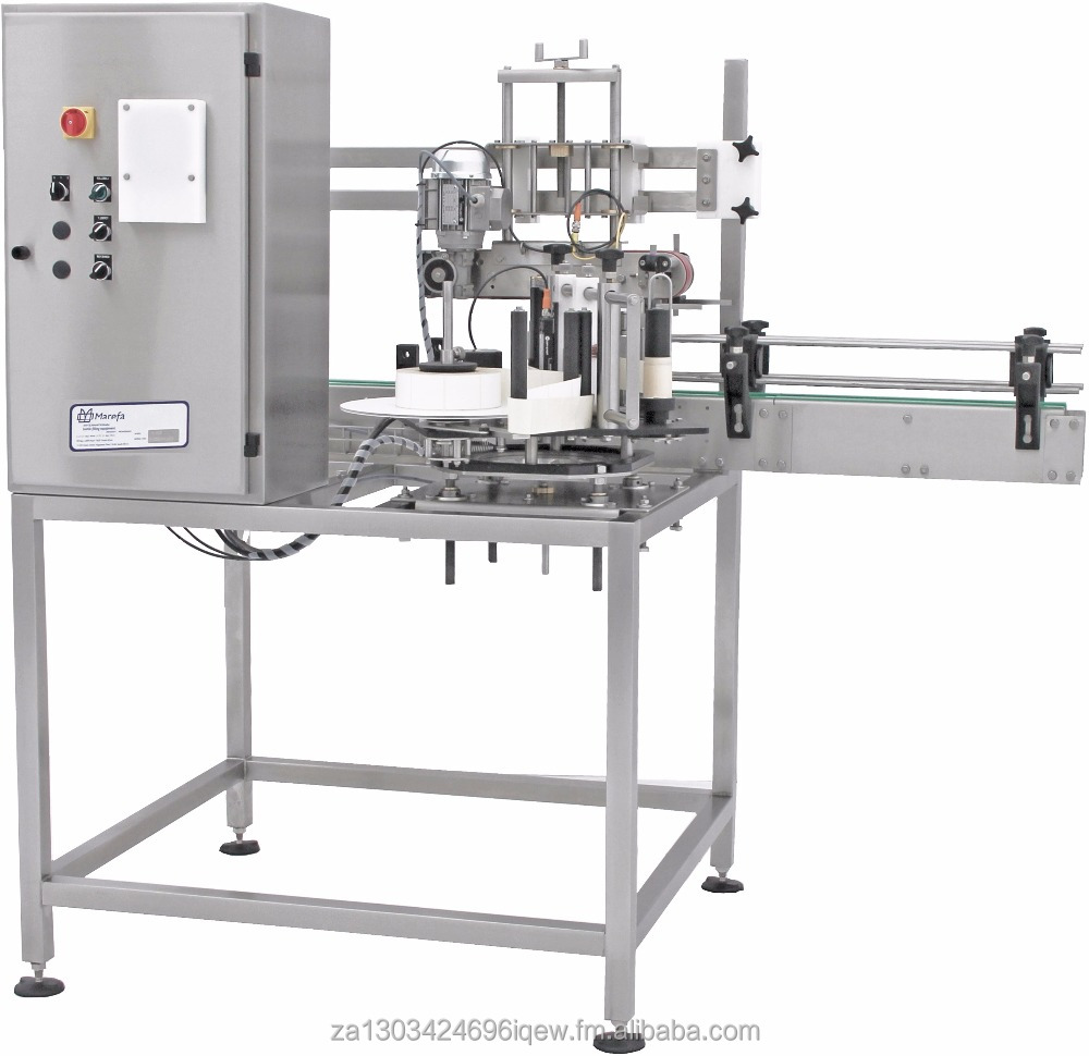 Wrap-around Labelling Machine for Glass and Plastic Bottles