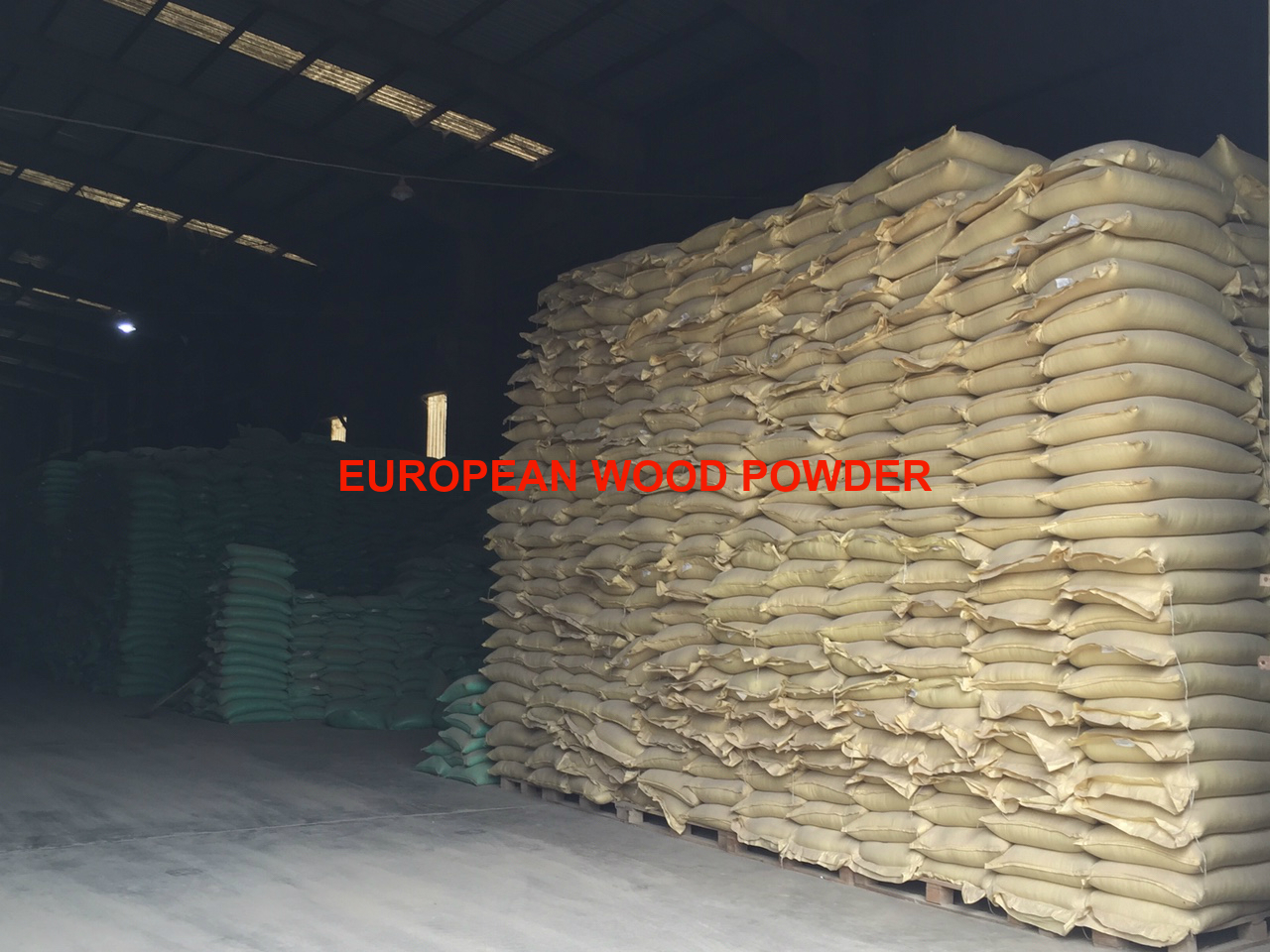 80 mesh acacia wood powder for Wpc, paper, incense, ... moisture < 6%
